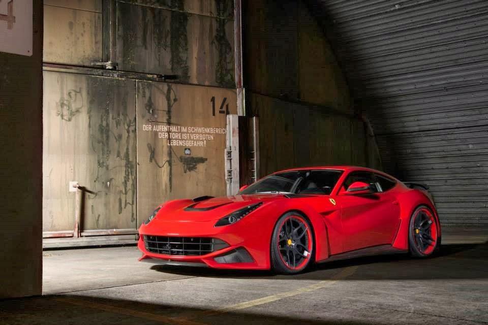 Novitec Rosso Ferrari F12 Berlinetta N-Largo photo gallery - Autocar India